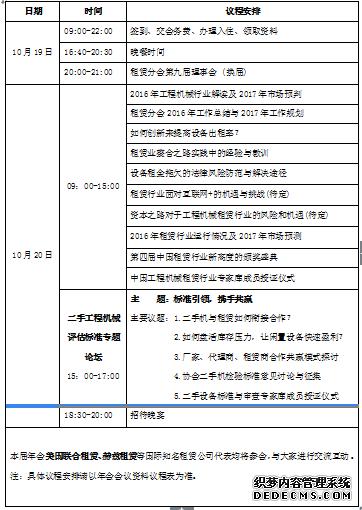 租赁企业管理者 工程机械制造商 施工单位设备管理者