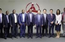 南非普马兰加省省长邀请三一到内地投资成长