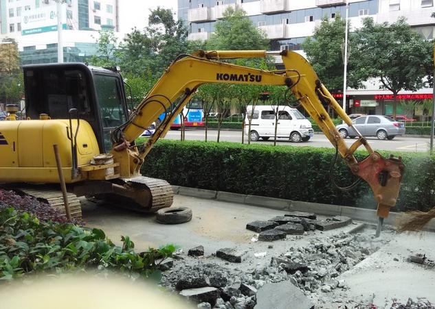 挖掘机价格