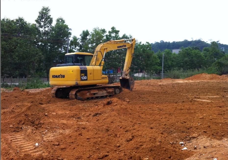 挖土机技术学校